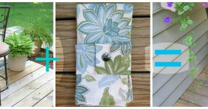 chair-seat-cover-makeover-budget-napkin-how-to-outdoor-furniture-repurposing-upcycling